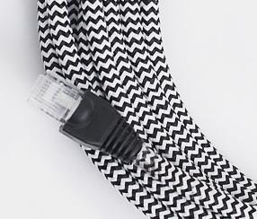 tekstiilkaabel - kangasjuhe